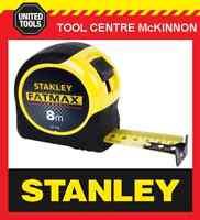 STANLEY FATMAX 33-732 8m METRIC TAPE MEASURE (3.3m STANDOUT)
