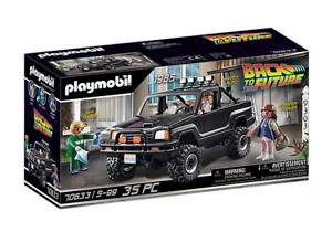 Playmobil - Back to the Future Marty's Pick-up Truck PMB70633