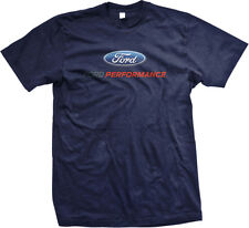 Ford Performance American Classic Shelby Saleen GT Muscle Car Mens T-shirt