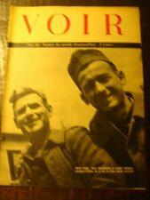 Revue photos - VOIR - Journal de Guerre - N° 32 - Enfin libres.....