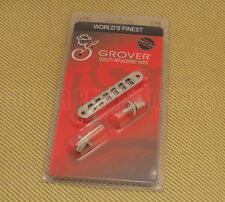 520N Grover Nickel Nashville Tune-O-Matic Bridge for USA Gibson Les Paul/SG®