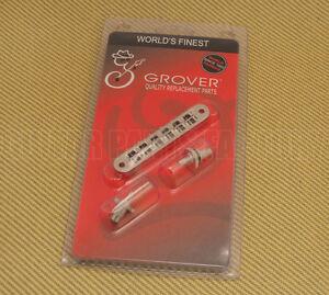 520N Grover Nickel Nashville Tune-O-Matic Bridge for USA Gibson Les Paul/SG®