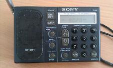 SONY ICF-SW1 FM Stereo/LW/MW/SWReceiver