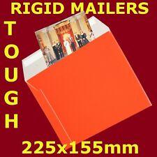100 pcs 225x155mm  Hard Rigid Mailers Envelopes Bags Photo CD Rigid Mailers