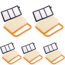 5PACK Pre & Air Filter Fits Stihl TS410 TS420 TS480I 4238-141-0300,4238-140-1800