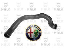 TUBO MANICOTTO INTERCOOLER SCAMBIATORE DI CALORE ALFA ROMEO 147 156 1.9 JTD JTDM