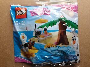 LEGO Disney Princess Frozen Polybag 30397. Olafs Summertime Fun.