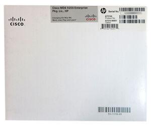 HP Cisco MDS 9200 Enterprise Package License A7516A A7516-90851 M9200ENT1HK9