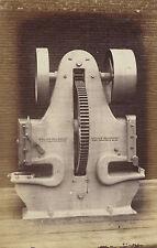1873 ORIGINAL photo of a Punching & SHEARING  Machine, William Sellers, Phila.