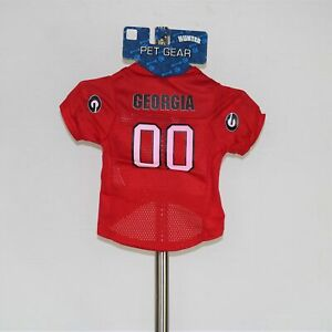 Georgia Bulldogs NCAA Officially Licensed Pet Jersey