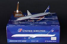 United Airlines B777-200 Reg: N777UA JC Wings 1:200 Diecast Models    XX2958