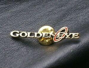 JAMES BOND 007 Pin Badge GOLDENEYE