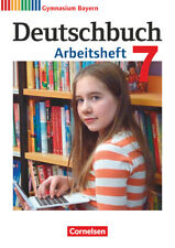Deutschbuch Gymnasium 7. Jahrgangsstufe - Bayern - Arbeitsheft mit Lösungen Mart