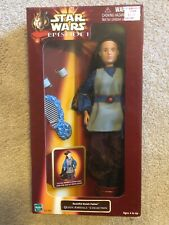 NIB Star Wars Episode 1 - Queen Amidala Beautiful Braids Padme 1999