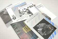 Hasselblad Large A4 Product Catalogues/Brochures. Graded: EXC [#6520]