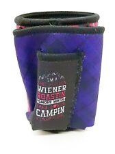 Ninc Wiener Roastin Cigarette Pack Pouch/Lighter Holder 12 Oz Can Cooler