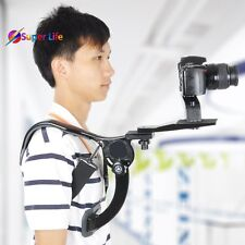 Shoulder Mount Support Pad Stabilizer Video Camera DV Camcorder HD DSLR Canon