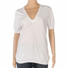 Rayon Stretch Knit Tops for Women