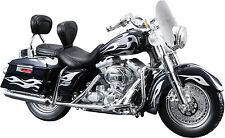 Maisto Harley-Davidson 2002 FLHRSEI CVO Custom 1:18 Scale Model Motorcycle