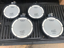 FOUR PACK Roland PDX-6 PDX-8 Dual Trigger Mesh Head V Drum Pad PDX6 8