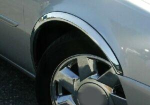 RENAULT SCENIC I FL New Wheel Arch Trims 4 pcs CHROME Wing Quater Set '99-03