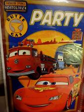5 Einladungskarten inkl.Umschläge--Disney Cars-- Party-- Kinder Geburtstag--(3)