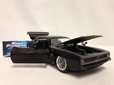 Fast Furious Letty's 1973 Plymouth Barracuda,Collectible Diecast 1:24 Jada Toy