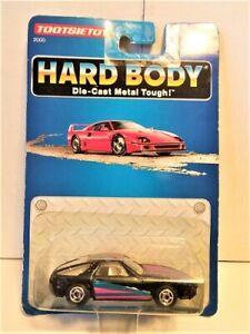 Vintage Tootsietoy Hard Body Porsche 928 1:64 scale Die Cast