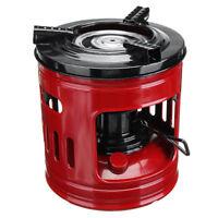 Mini Handy Outdoor Wicks Kerosene Stove Burner Camping Oil Heaters Portable DIY