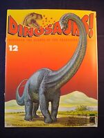 DINOSAURS MAGAZINE - ORBIS  - Play and Learn - Issue 12 - Diplodocus