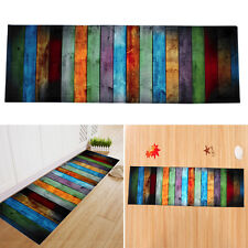 40*120CM Dining Room Carpet Shaggy Soft Area Rug Bedroom Rectangle Floor Mat US