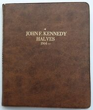 1964 - 1989 Kennedy Half Dollar Set with Proofs & Gem Uncirculated coins