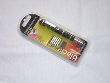 10pc Tasca Precisione Cacciavite & Bit SLOT Flat Phillips Esagonali f.u.m.tools FUM