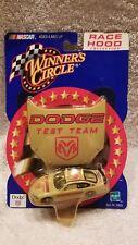 2001 Dodge Intrepid Nascar Winners Circle Race Hood Collection Test Team Hasbro