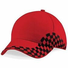 Beechfield Men's 100% Cotton Baseball Caps