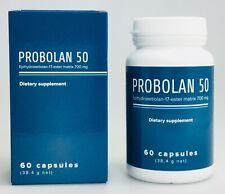 Probolan 50 *Extremer Muskelaufbau* 1x60 Kapseln (91,12€/100g) *BLITZVERSAND*