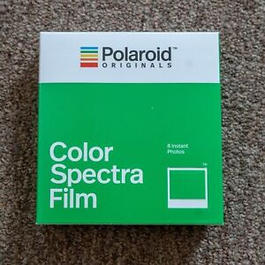 Polaroid Originals Spectra Color Film LAST BATCH, DISCONTINUED, COLD STORED