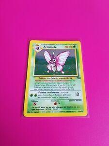 Pokemon French Aeromite Holo Jungle 13/64 Lightly Played
