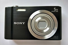 Sony Cybershot DSC-W800 20.1MP Full Spectrum Converted for Infrared Photography