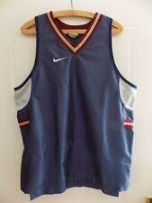Retro Original Vintage Nba Nike Basketball Jersey Vest Shirt Training Sports L