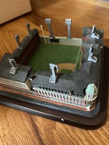 Danbury Mint Shibe Park Philadelphia Phillies A's Replica Stadium Original Box