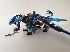Lego Ninjago Jay Figur Mit Blitzdrache