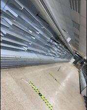 More details for supermarket aisle fridge 3.75m sections commercial shop equipment