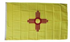 New Mexico Flag 3 x 5 Foot Flag - New Higher Quality Ultra Knit 3x5' Flag