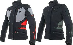 Dainese Carve Master 2 Women's Motorcycle Jacket Gore-Tex Waterproof Touring