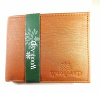 Genuine Leather Bi-fold Brown Mens Wallet, Purse, Card Holder Mens gift