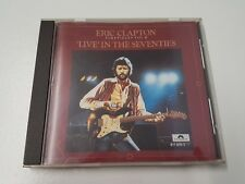 Eric Clapton - Timepieces Vol II - 'Live' In The Seventies - Good Cond - tested