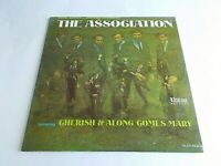 The Association And Then Along Comes LP 1966 Valiant Mono Vinyl Record
