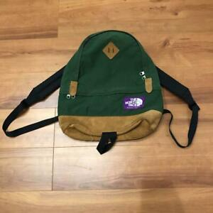 The North Face Purple Label  Backpack   Green