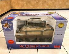 NEW THE ULTIMATE SOLDIER M5 Stuart Tank radio control SCALE 1:6 WWII